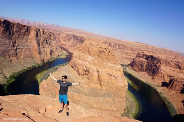 USA, Horseshoe Bend, Mathieu